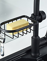 cheap -bath storage rack faucet rack space aluminum household drain rack sink under sink rack
