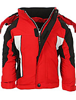 cheap -Boys' Girls' Hiking 3-in-1 Jackets Winter Outdoor Lightweight Windproof Breathable Quick Dry Winter Jacket Top Fishing Climbing Camping / Hiking / Caving Women's three-piece suit Women's five-piece