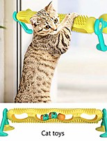 cheap -pet supplies cat toys, cat toys, cat balls orbit wheel educational toys new toys de-stress ball arita (color : track ball cat toy)