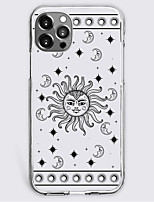 cheap -Pattern Novelty Case For Apple iPhone 12 iPhone 11 iPhone 12 Pro Max Unique Design Protective Case Shockproof Back Cover TPU