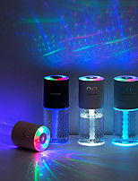 cheap -magic crystal portable car air humidifier home usb colorful night light small spray humidifier