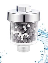 cheap -Purifier Output Universal Shower Filter Mineral Filter Household Kitchen Faucets Purification Home Bathroom Accessories