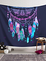 cheap -Mandala Bohemian Wall Tapestry Art Decor Blanket Curtain Hanging Home Bedroom Living Room Decoration Boho Hippie Polyester Dream Catcher