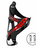 cheap -full carbon fiber bike water bottle cage holder, quick and easy to mount,lightweight, strong and anti rust bicycle bottle holder for road cycling, bmx,mountain bike.