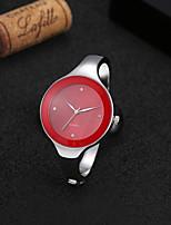 cheap -Women's Quartz Watches Quartz Stylish Fashion Casual Watch Analog White Black Blue / One Year