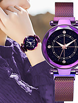 cheap -Women's Quartz Watches Quartz Stylish Fashion Adorable Analog Rose Gold Black Blue / One Year