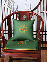 cheap -Cushion Cover New Chinese Style Linen Blended Retro Pillow Case Cover Living Room Bedroom Sofa Cushion Cover Modern Room