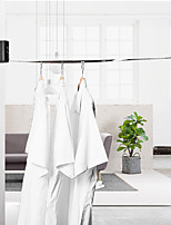 cheap -Bathroom Shelf Retractable Cable / Drying Rack / Hanger Clothlines Contemporary / Modern ABS+PC 1pc - Bathroom / Hotel bath