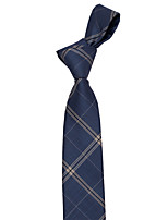 cheap -Men's Party / Work / Basic Necktie - Print