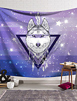 cheap -Mandala Bohemian Wall Tapestry Art Decor Blanket Curtain Hanging Home Bedroom Living Room Decoration Boho Hippie Polyester Dream Catcher Husky