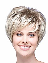 cheap -women's short curly heat resistant synthetic gray wigs for women curly wigs