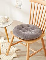 cheap -Cation Velvet Super Soft Seat Cushion Home Office Thickened Chair Cushion Home Office Seat Bar Dining Chair Seat Pads Garden Floor Cushion
