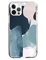cheap -Creative Case For Apple iPhone 12 iPhone 11 iPhone 12 Pro Max Unique Design Protective Case and Screen Protector Shockproof Clear Back Cover TPU