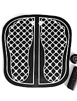 cheap -Foot Massage Pad EMS Foot Massage Pad Home Pulse Massage Device Remote Control USB Rechargeable Fitness Device
