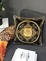 cheap -Netherlands Short Velvet Classic European Style Design Style Pillow Case Cover Living Room Bedroom Sofa Cushion Cover Modern Sample Room Cushion Cover