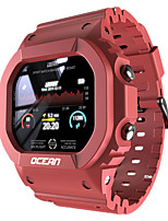 cheap -Ocean Smartwatch Support Heart Rate/Blood Pressure Measure, Sports Tracker for Android/IOS Phones