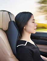 cheap -Car Neck Pillow 3D Memory Foam Head Rest Adjustable Auto Headrest Pillow Travel Neck Cushion Support Holder Car Accessories
