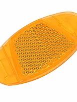 cheap -bicycle wheel spoke reflectors,4 pcs bicycle wheel safety warning light reflective tail light(yellow)