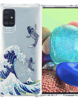 cheap -Case For Samsung Galaxy S20 Plus / S20 / Galaxy A41 Shockproof Back Cover Animal / Cartoon TPU