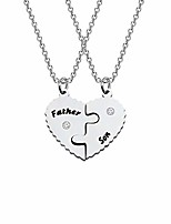 cheap -mother son gifts mother and son necklace set for 2 mother and son matching jewelry (father and son)