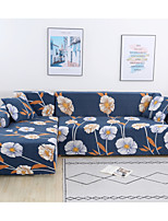 cheap -Flower Print 1-Piece Sofa Cover Couch Cover Furniture Protector Soft Stretch Slipcover Spandex Jacquard Fabric Super Fit for 1~4 Cushion Couch and L Shape Sofa,Easy to Install(1 Free Cushion Cover