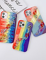 cheap -Case For Samsung Galaxy S20 Plus / S20 Ultra / S20 Shockproof Back Cover Lines / Waves TPU