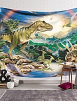 cheap -Wall Tapestry Art Decor Blanket Curtain Hanging Home Bedroom Living Room Decoration Dinosaur
