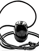 cheap -shungite pendant necklace from russia (drop)