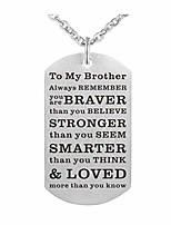 cheap -brother sister gifts wherever you are you will always be in my heart birthday christmas graduation keychain necklace
