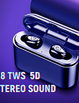 cheap -X8s Bluetooth Headset Wireless Binaural With Charging Compartment 5.0 Headset Mini In-ear Stereo