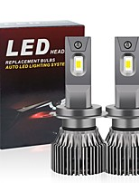 cheap -2PCS 9-32V Car headlights H1 H4 LED H7 H11 9005 9006 HB3 HB4 9012 16800LM  Atuo Lamp for Car Headlight Super Bright LED Bulbs