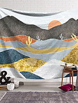 cheap -Wall Tapestry Art Decor Blanket Curtain Hanging Home Bedroom Living Room Decoration Mountains