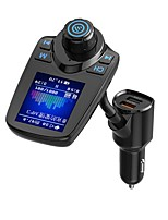 cheap -T10D V3.0 Bluetooth Car Kit Bluetooth / FM Transmitters Car