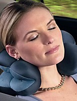 cheap -Neck Pillow Microbead Portable Pillow - Use at Home or On The Go To Support Your Neck Work Travel pillow