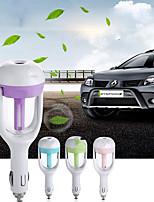 cheap -1Pcs 12V Car air freshener oil diffuser Car Steam Air Humidifier Aroma Diffuser Mini Air Purifier Diffuser Mist Maker Fogger