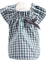 cheap -Dog Shirt / T-Shirt Plaid Elegant Cute Casual / Daily Dog Clothes Puppy Clothes Dog Outfits Breathable Red and White White Red Costume for Girl and Boy Dog Cotton XS S M L XL