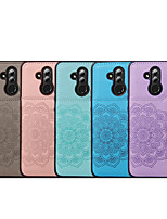 cheap -Case For Huawei HUAWEI P40 / HUAWEI P40 Pro / HUAWEI P40 Pro+ Shockproof Back Cover Solid Colored / Flower PU Leather
