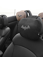 cheap -Maybach Car Pillow Auto Seat Pillow Neck Pillows Cartoon Headrests Cushion Batman Car Neck Pillow Auto Pillows Car Accessories