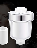 cheap -Purifier Output Universal Shower Filter PP cotton Household Kitchen Faucets Purification Home Bathroom Accessories- 2 Packed with filters