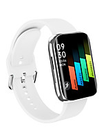 cheap -1.78-inch Screen Smartwatch for Apple/Android Phones, Bluetooth Sports Tracker Support Heart Rate/Blood Pressure Measure