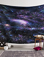 cheap -Wall Tapestry Art Decor Blanket Curtain Hanging Home Bedroom Living Room Decoration Polyester Fiber Color Starry Sky Universe Lanting Design