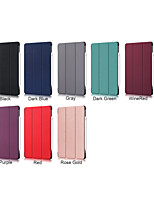 cheap -Case For Apple iPad 8 (2020) 10.2'' / iPad 7 (2019) 10.2'' / iPad Air 3 (2019) 10.5'' Shockproof Full Body Cases Solid Colored TPU