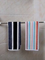 cheap -Strong Suction Cup Towel Rack Stainless Steel Suction Cup Towel Rack Bathroom Towel Rack Towel Hanging Rotatable