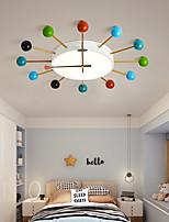 cheap -60 cm LED Ceiling Light Flush Mount Lights Acrylic LED Nordic Style Children Kids Room Childhood 220-240V