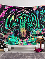 cheap -Wall Tapestry Art Decor Blanket Curtain Hanging Home Bedroom Living Room Decoration Tiger