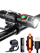 cheap -bike lights set rechargeable, bicycle lights super bright 1000 lumen front bike light, ipx6 waterproof cycle lights