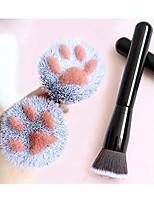 cheap -makeup brush blush brush cute cat claw make up brush multifunction foundation brushes cosmetic brush tool