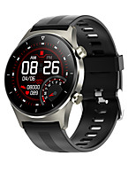 cheap -696 E13 Unisex Smartwatch Smart Wristbands Bluetooth Heart Rate Monitor Blood Pressure Measurement Calories Burned Distance Tracking Information Sleep Tracker Sedentary Reminder Find My Device