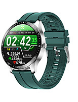 cheap -Long Battery-life Smartwatch for Android/IOS Phones, Water-resistant Sports Tracker Support Heart Rate/Blood Pressure Measure