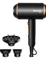 cheap -Kemei Km-8896 Professional Hair Dryer High Power Hammer Type Hair Dryer For Hair Salon